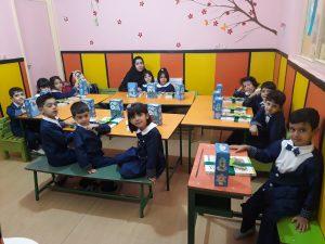 اولین روز مهر ماه پیش دبستانی نوید صدرا اصفهان
