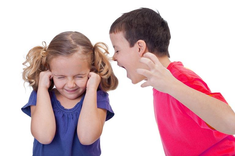 کاهش خشونت در کودکان