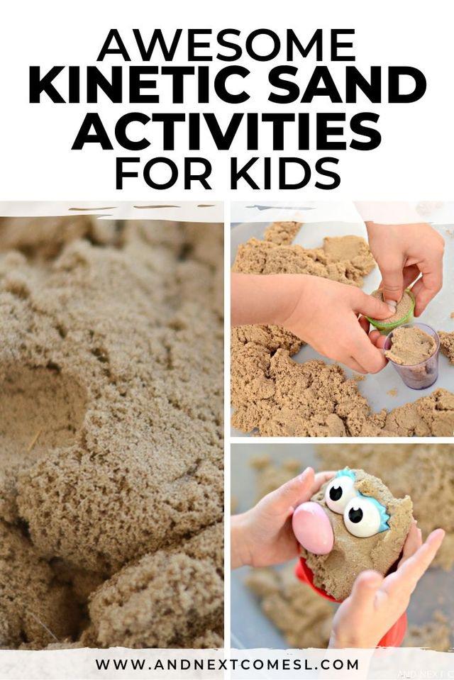 ماسه بازی در کودکان
