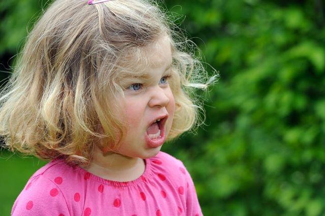 پرخاشگری کودک پیش دبستانی