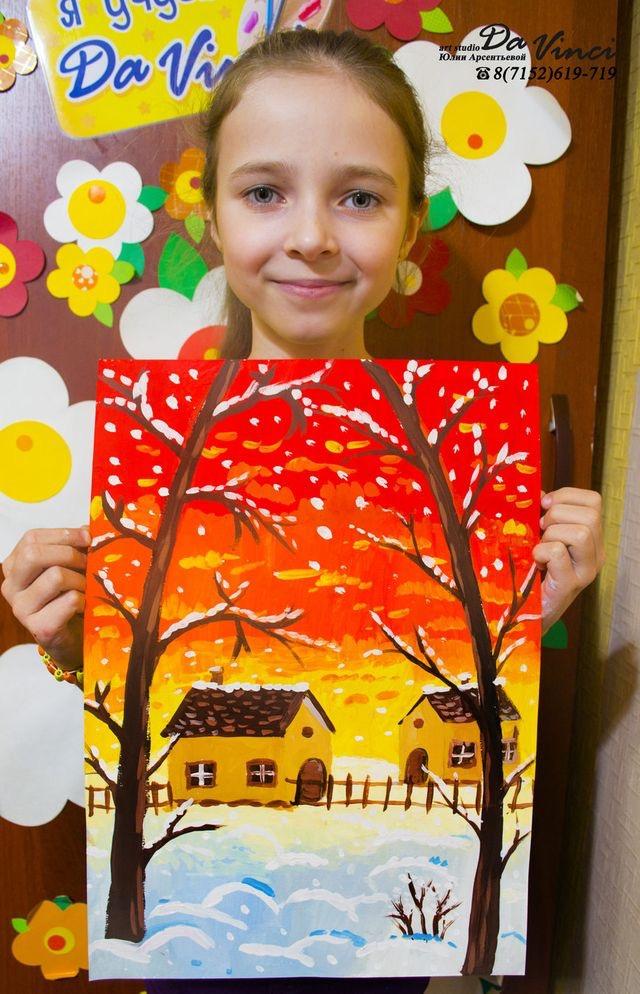 نقاشی کودک