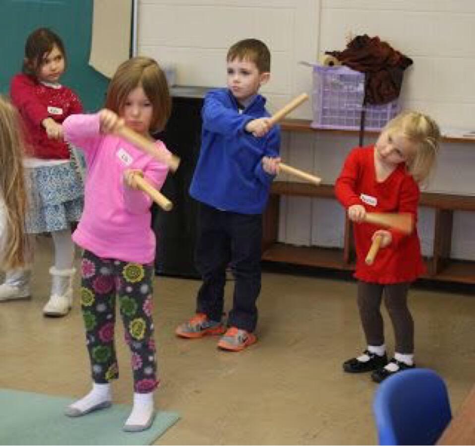 تاثیر موسیقی در کودکان پیش دبستانی